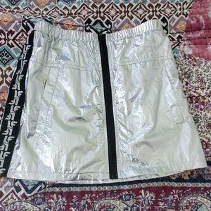 LF Metallic Skirt